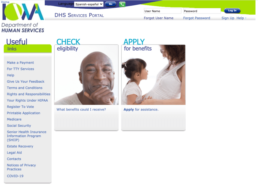 """Apply for Iowa Medicaid Online"""