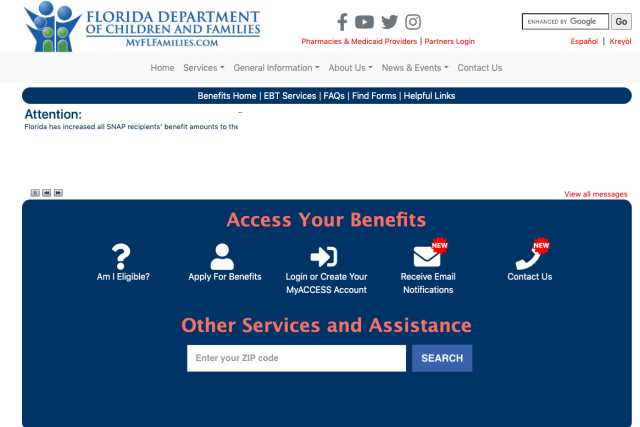 """""""Apply for Medicaid Online in Florida"""""""
