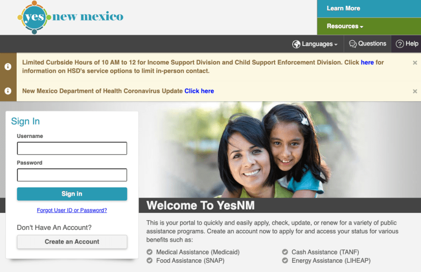 """""""How to Apply for New Mexico Medicaid Online"""""""