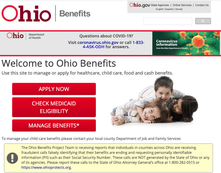 """How to Apply for Ohio Medicaid Online"""