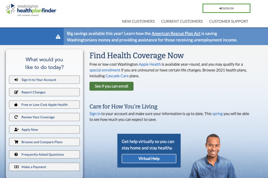 """""""How to Apply for Washington Medicaid Online"""""""
