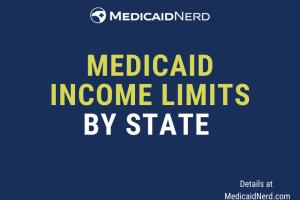 """Medicaid Income Limits"""