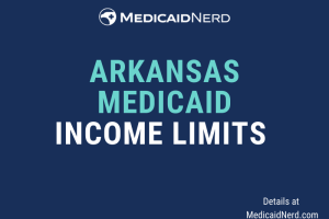 """""""What are the income limits for Medicaid in Arkansas"""""""