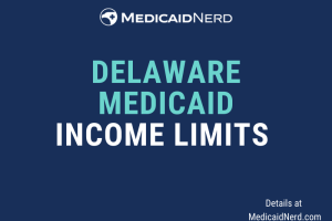 """""""What are the income limits for Medicaid in Delaware"""""""