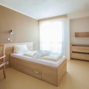 غرفة سرير - لوكس - مصح داركوف- السريحي