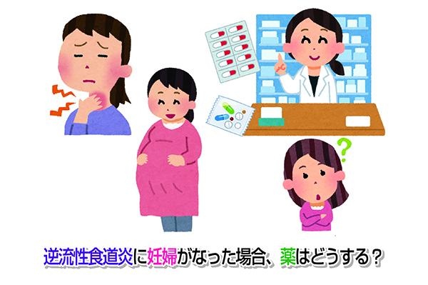 Reflux esophagitis Pregnant woman Eye-catching image