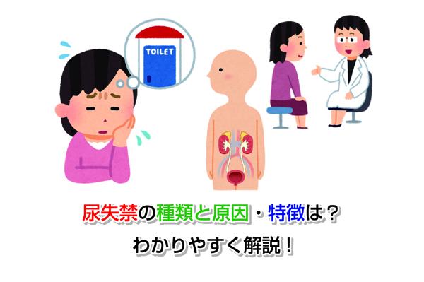 Urinary incontinence Eye-catching image