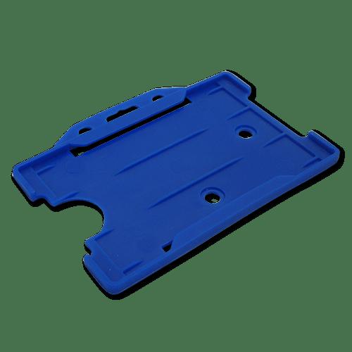 Light Blue Single-Sided Landscape Card Holder