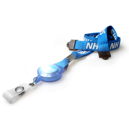NHS Badge Reel Lanyard