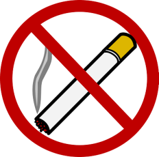 Avoid smoking for a healthy lifestyle