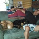 bentley is exhausted
