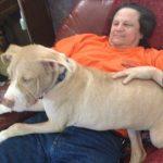 Thai is a lap dog!