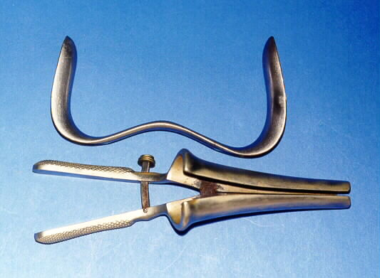 Medical Antiques: Obstetrics And Stethoscopes