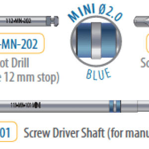 2.0mm screw instruments