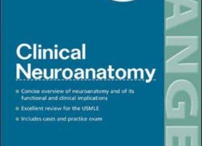 Clinical Neuroanatomy 25th Edition PDF