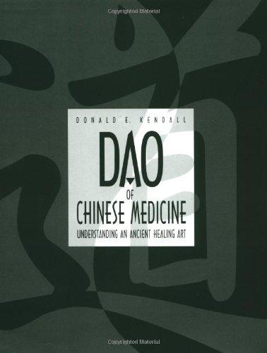 Dao of Chinese Medicine PDF