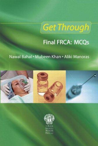 Get Through Final FRCA PDF