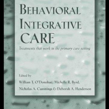 Behavioral Integrative Care PDF
