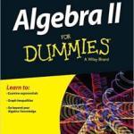 Algebra II For Dummies 2nd Edition PDF