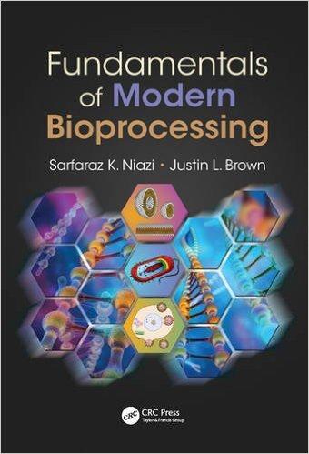 Fundamentals of Modern Bioprocessing 1st Edition PDF