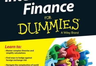 International Finance For Dummies 1st Edition PDF