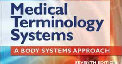 MEDICAL TERMINOLOGY PDF LATEST 7TH EDITION PDF