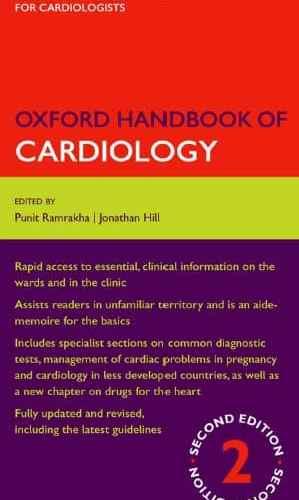 Oxford Handbook of Cardiology 2nd Edition