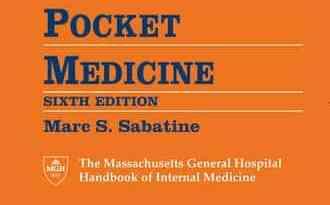 Pocket Medicine Handbook of Internal Medicine 6th Edition PDF