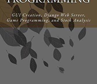 Rapid Python Programming 1st Edition
