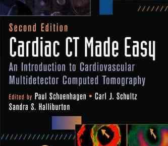 Cardiac CT Made Easy PDF