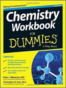 Chemistry Workbook For Dummies 2nd Edition PDF