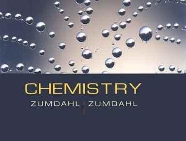 Chemistry by Steven S Zumdahl EBOOK PDF