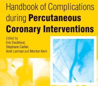 Handbook of Complications during Percutaneous Cardiovascular Interventions PDF