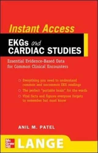 LANGE Instant Access EKGs and Cardiac Studies PDF