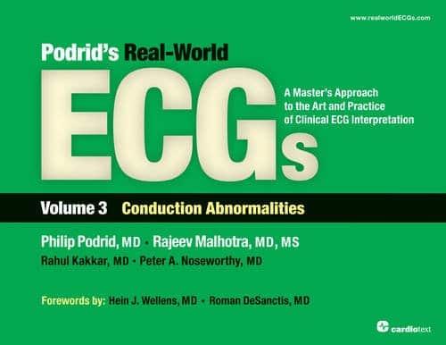 Podrid's Real-World ECGs Volume 3 PDF