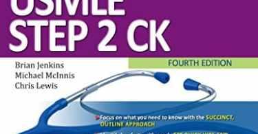 Step-Up to USMLE Step 2 CK 4th Edition PDF