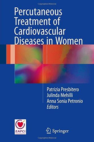 Percutaneous Treatment of Cardiovascular Diseases in Women PDF