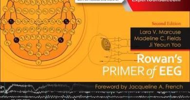 Rowan's Primer of EEG 2nd Edition PDF