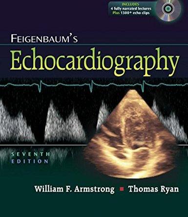 Feigenbaum's Echocardiography Seventh Edition PDF