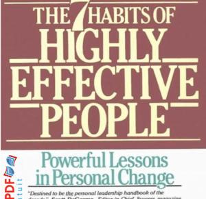 매우 효과적인 사람들의 7 가지 습관 pdf
