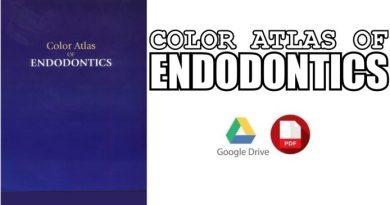 Color Atlas of Endodontics PDF