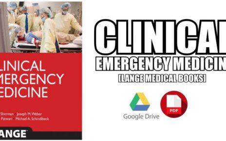 clinical emergency medicine pdf