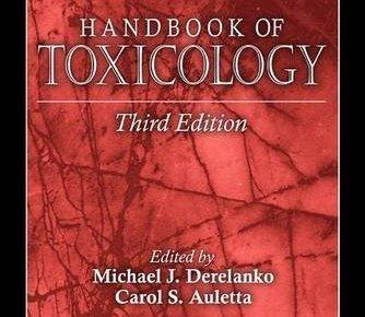 Handbook Of Toxicology 3rd Edition PDF