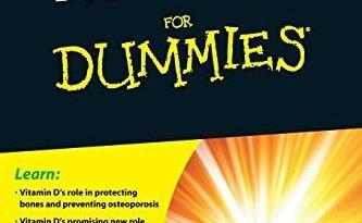 Vitamin D For Dummies PDF