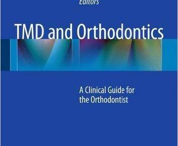 TMD and Orthodontics PDF