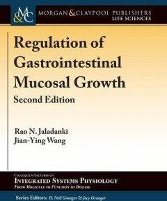 Regulation of Gastrointestinal Mucosal Growth Second Edition PDF