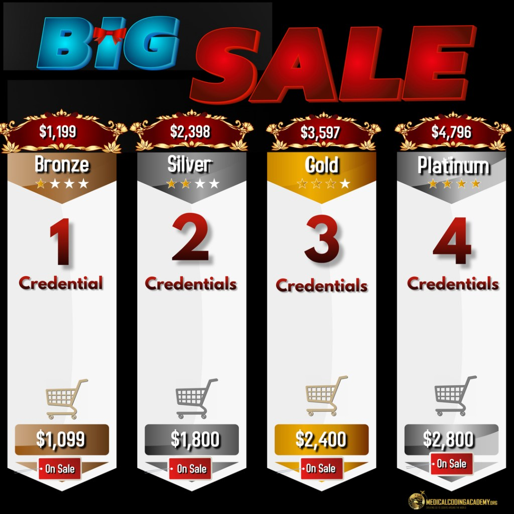 medical coding sale