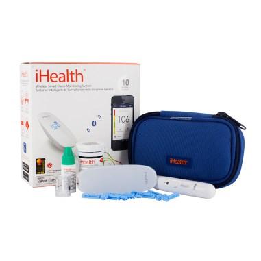 ihealth glucometer kit