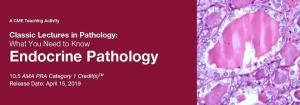 2019 Classic Lectures in Pathology What You Need to Know Endocrine Pathology