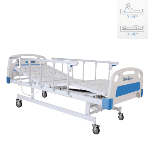 CAMA HOSPITALARIA MANUAL DE 2 POSICIONES – C3020-2